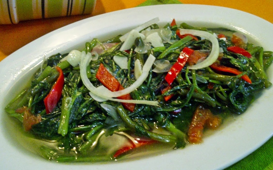 Easy Recipe to Make Cah Kangkung Terasi